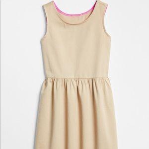 Gap Khaki Uniform Dress for Girls!!